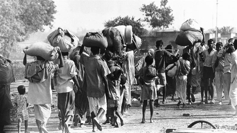 Image result for 1947 partition
