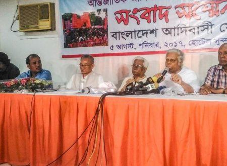 International Indigenous Day: Bangladesh minorities sinking under high tide of development