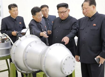 North Korea: here our hydrogen bomb to wipe out mainland USA