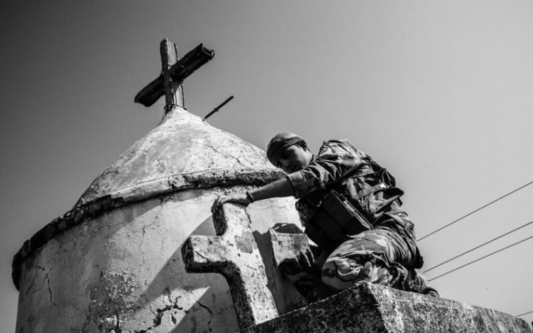 Christians in the front line to annihilate the Islamic State