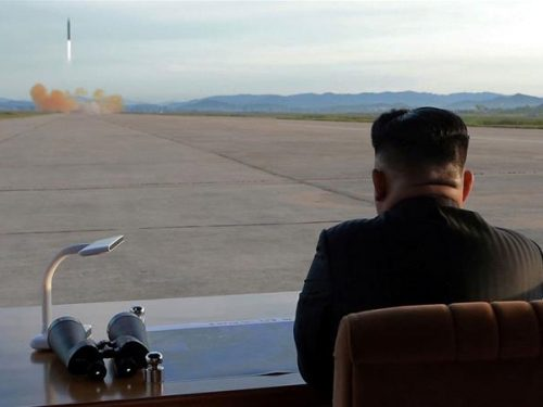 Kim Jong-un vows to complete nuclear programme in spite of UN and US