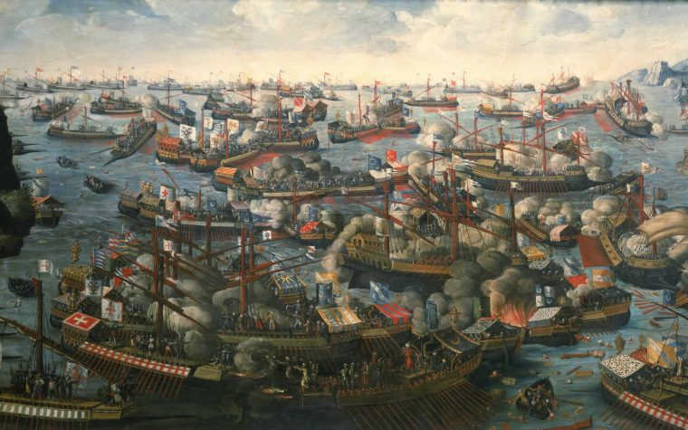 How Europe was saved on 7th October 1571