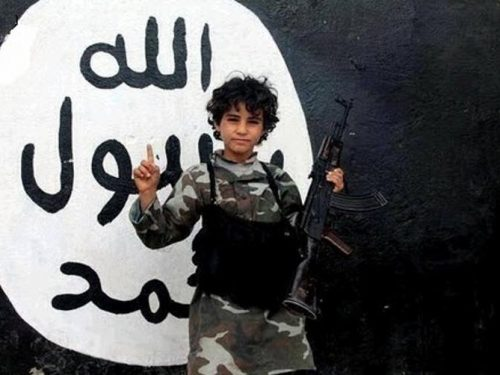 Lion cubs of the Caliph: What's next for ISIS' child soldiers?