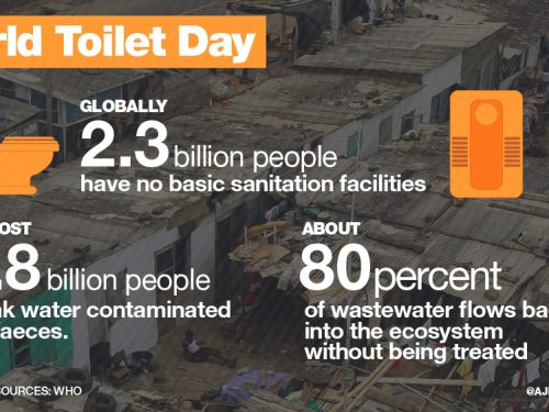 World Toilet Day 2017: give all Indians a washroom