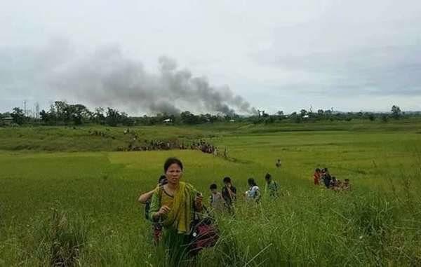 Violence against religious minorities in Bangladesh