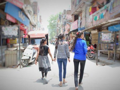 How girls in Delhi are fighting street harassment