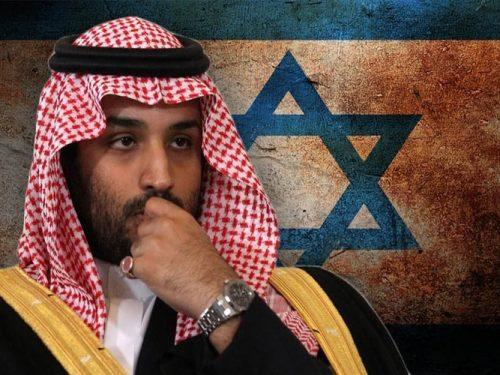 "Saudi Arabia to abandon ""Palestine"" in favor of Israel"