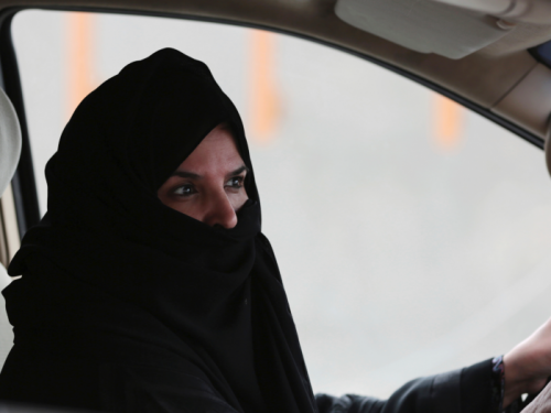 Saudi Arabia Will Soon Have More Than 10,000 Female Taxi Drivers