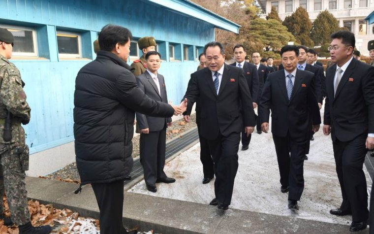 North Korea to send team to Olympics in South Korea
