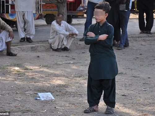 Thousands of Pakistani children are falling prey to paedophiles