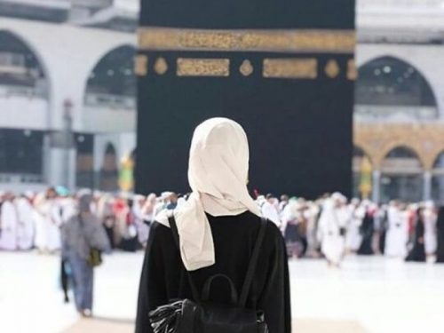 "Women are confessing about being sexually harassed during Mecca pilgrimage (""Hajj"")"