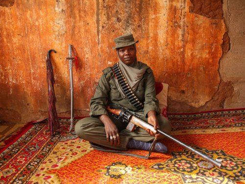 Aisha: the badass nigerian woman hunting for Boko Haram militants