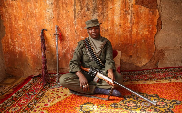 Aisha: the badass nigerian woman hunting for Boko Haram militants