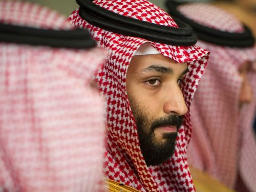 Saudi crown prince on Israel and the spread of Islam