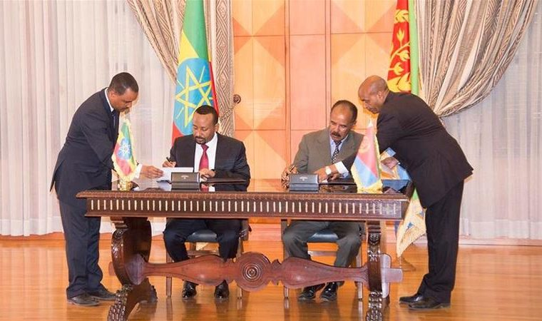 Breaking News! Ethiopia and Eritrea declare 'state of war' over