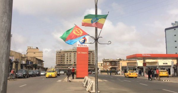 Eritrean-Ethiopian peace declaration step by step