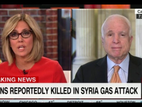 #JohnMcCain died without being able to trig the war against Russia