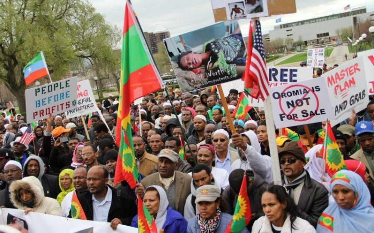 ETHNIC ATTACKS LEAVE SEVERAL DEAD OUTSIDE ETHIOPIA'S CAPITAL