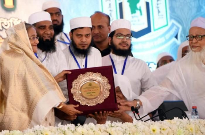 Bangladesh, Sheikh Hasina: Whoever insults Islam will be punished