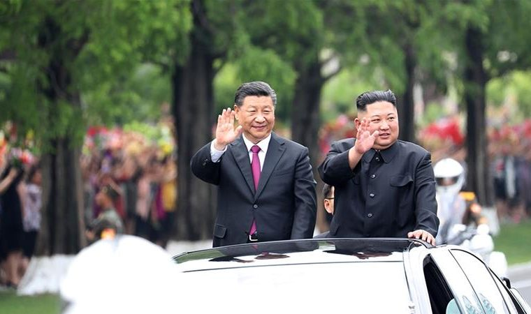 North Korea lauds China ties as Xi wraps up trip