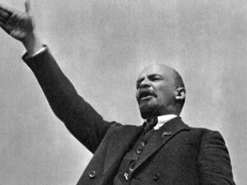 Learning from Lenin: the October Revolution has lessons for a post-Covid world